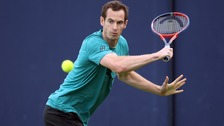 Andy Murray will return for Queen's Club Championship.