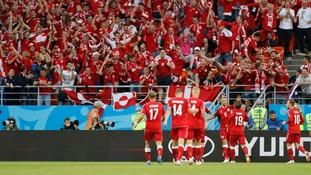Denmark off to a winning start over Peru