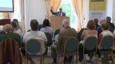 More than 100 join Guernsey political group