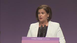 EU summit will be 'test' for Irish Government says Sinn Féin president