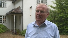 Sir Christopher Chope hits back over 'upskirting' bill