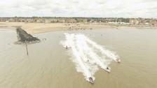 Clacton hosts British Jet Ski Championships