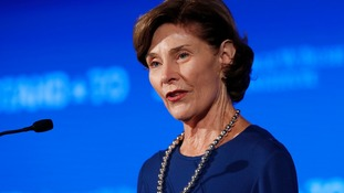Former first lady Laura Bush has penned a scathing column against President Trump's immigration policy.