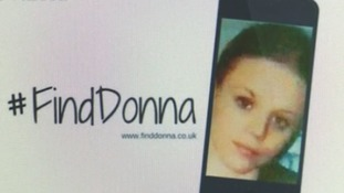 Donna went missing back in 1998