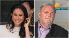 Meghan's dad on wedding upset, Trump and royal grandchildren
