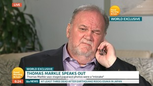 The Markle interview: An ordinary guy caught up in extraordinary circumstances