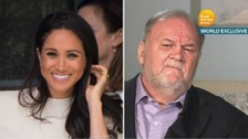 Meghan Markle's father 'very upset' to miss royal wedding