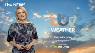 Kerrie Gosney has your latest weather forecasts.