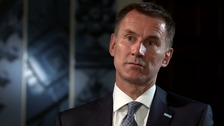 Jeremy Hunt backs use of medicinal cannabis oil