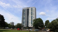 Cladding replaced on two Oxford tower blocks