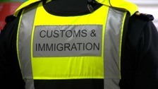 Customs and Immigration officer