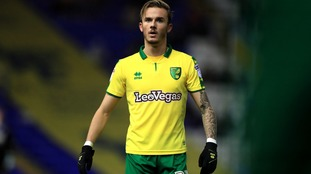 James Maddison scored 14 league goals for the Canaries last season.