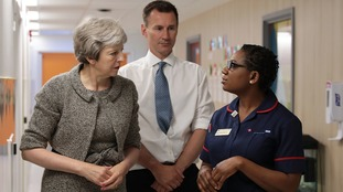 Tax rises to help pay for NHS funding boost