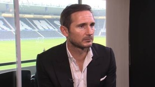 Frank Lampard on England's World Cup chances
