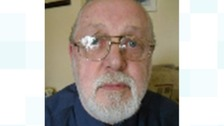 Peter Pickering died in March.