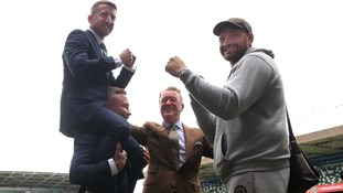 Belfast boxer Paddy Barnes will feature on the undercard of Carl Frampton's dream fight at Windsor - as will Tyson Fury