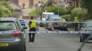 Police believe Daniel Fitzjohn was stabbed after being chased on foot.