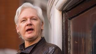 Confinement in Ecuadorian embassy 'having severe impact on Assange'