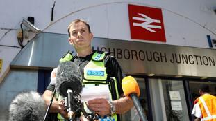 Spray cans found after three men die when hit by train