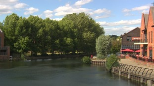 The training will take place on the banks of the River Wensum.