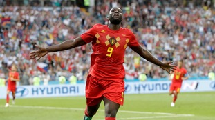 Romelu Lukaku scored twice as Belgium earned 3-0 victory over Panama in Group G opener