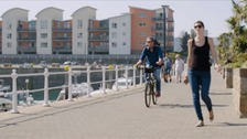 Cyclists and pedestrians urged to 'share' roads and walkways in Jersey