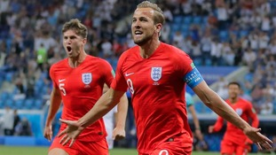 Captain Kane the hero as England win opening World Cup game against Tunisia late on
