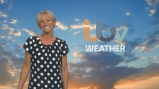 Wales Weather: A damp start!