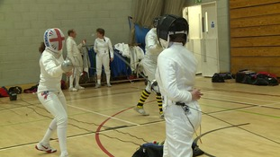 Fighting for Britain: Norfolk Fencer in European Championships