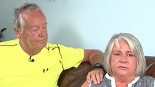 Molly McLaren's parents tell ITV News how they learned of her brutal murder