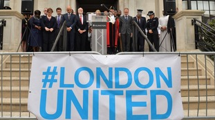 Minute's silence held on anniversary of Finsbury Park attack