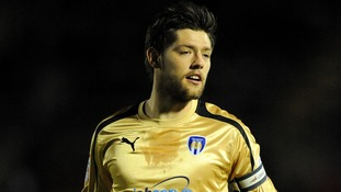 Former Colchester United captain Anthony Wordsworth, who's joined Ipswich Town