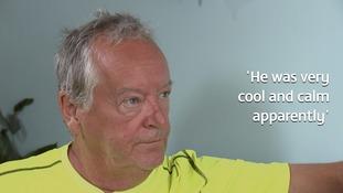Doug McLaren said Joshua Stimpson has never shown remorse for the killing.
