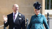 Baby girl for Zara and Mike Tindall