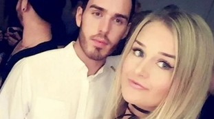 Joshua Stimpson stalked Molly McLaren after their seven-month relationship ended.