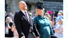 Zara Tindall gives birth to baby girl in Stroud