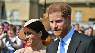 'Just beautiful' Meghan and Harry set for warm welcome in Dublin, say traders