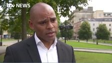 Bristol Mayor Marvin Rees: 'city's libraries to remain open'