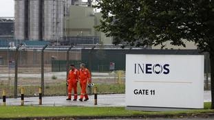 Ineos loses legal challenge on fracking 'ban' in Scotland