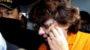 Lindsay Sandiford has been sentenced to death in Bali for drug smuggling