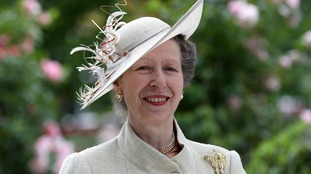 Why is Princess Anne's newest granddaughter so far down the line of succession?