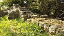 Nighthawks illegally dig for treasure at Hadrian's Wall