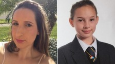 Funeral held in Gloucester for Laura Mortimer and Ella Dalby