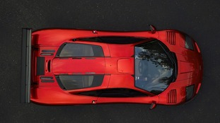 Highly desirable Surrey-built supercar up for sale for more than £15m