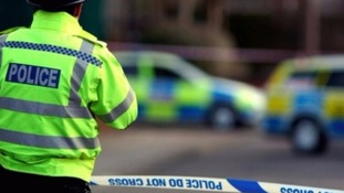 A man was found unconscious and with serious injuries in Telford.