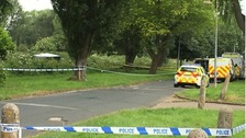 Murder detectives ask woman and dog walker to come forward