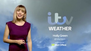 Weather forecast: Warm and humid this afternoon but turning fresher