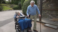 Disabled couple fight back against parking ticket issued at hospital