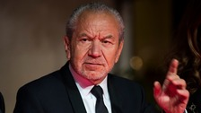 Lord Sugar apologises over 'racist' Senegal team tweet