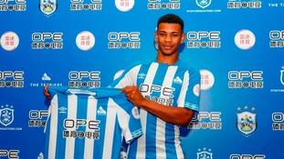 Midfielder Juninho Bacuna signs for Huddersfield Town